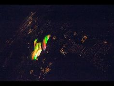 300 LEDs inside a Wingsuit for a Night Jump - YouTube