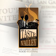 "We here at 789, reconnected with one of our first clients, The Greater West Covina Business Association (GWC) to assist them in branding and developing marketing materials for San Gabriel Valley's first regional food festival, ""Taste of the Valley."" The event is planned for Fall this year and"