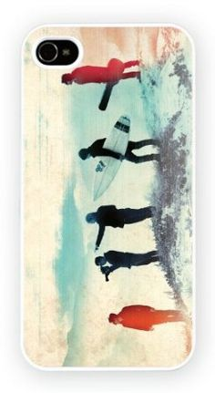 Switchfoot Fading West, iPhone 4 / 4S glossy cell phone case / skin