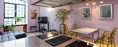 ¿Cómo decorar mi casa? | Comex Color Violeta, Home Office Design, Outdoor Decor, Home Decor, Interior Paint, House Decorations, Paintings, Design Offices, Color Trends