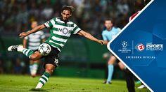 Melhores Momentos - Sporting 2 x 0 Legia Varsóvia - Champions League (27...