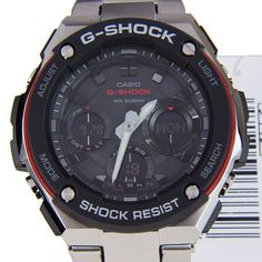 A-Watches.com - Casio GST-S100D-1A4 G-Shock Sports Watch, S$339.43 (http://www.a-watches.com/casio-gst-s100d-1a4-g-shock-sports-watch/)