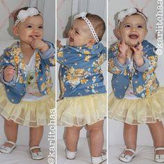 Mini looks da it Baby Carolina no @Karla Patrícia !!  #postmyfashionkid #fashionkids WWW.FASHIONKIDS.NU - @Xiaodan Lin Lin Shen- #webstagram