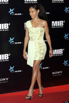 Jada Pickett Smith @'Men In Black 3' Madrid Premiere