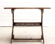 A perfect example of the Reclaimed Finds we love to find!