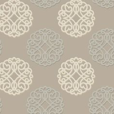 I pinned this Duo Wallpaper in Marrakesh from the Candice Olson event at Joss and Main!