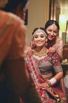 On account of Mother's Day, we have found the most adorable mother-daughter wedding shots that will you MUST have for wedding photography. From candid photography to cute pictures, we got all in the list. #shaadisaga #indianwedding #mothersday #brideandmompictures #brideandmompicturesindian #brideandmompicturesmothers #brideandmompicturesparents #brideandmotherpictures #brideandmotherpicturesindian #brideandmotherpicturesphotoideas #brideandmotherpictures #brideandmotherpictures Indian Wedding Photography Poses, Bride Photography, Wedding Portraits, Engagement Photography, Photography Ideas, Mother Pictures, Bride Pictures, Mother Daughter Wedding, Mother Of The Bride