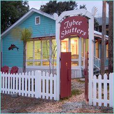 Tybee Shutters/Guest Pod design  Jane Coslick Designs & Restorations