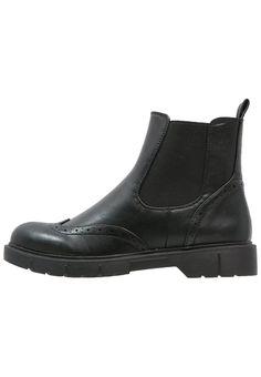 Bottines & Boots ONLY SHOES ONLBASHA - Bottines à plateau - black noir: 50,00 € chez Zalando (au 09/10/16). Livraison et retours gratuits et service client gratuit au 0800 915 207.