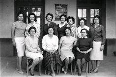 El-Affroun Ecole des filles 1961