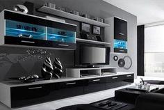 Renove a sua sala de forma prática, rápida e económica! Sala Alfa em branco ou preto por apenas 399€ em vez de 1700€. - Descontos Lifecooler