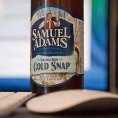 Beer Friday. Every Friday. Enjoy the weekend, we will. Cheers! #beer #samadams #tgif #officelife