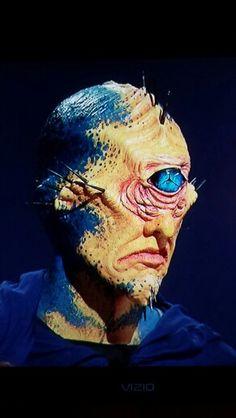"""SYFY's """"Face Off"""" season 10 ep. 10 """"Keep One Eye Open"""" -Rob Seal's cyclops."""
