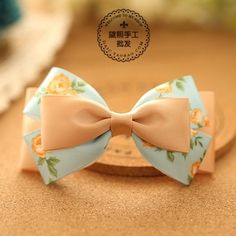 A100 bow hairpin Handmade   ,shop at Costwe.com