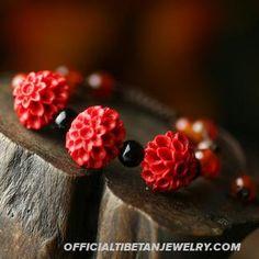 Peach Blossom Bracelet