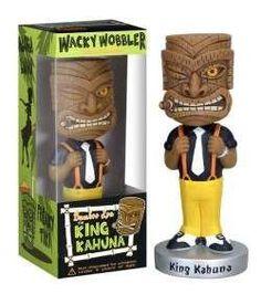 Bamboo Lou the Big Kahuna Wacky Wobbler Nodder by Funko http://popvinyl.net #funko #funkopop #popvinyls