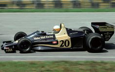 """f1pictures: """"Jody Scheckter Wolf - Ford 1977 """""""
