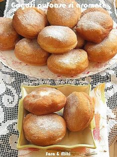 Sweets Recipes, Cake Recipes, Cooking Recipes, Beignets, Cookie Pizza, Pudding Cookies, Romanian Food, Romanian Recipes, Bread Cake