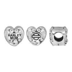 Harley Davidson Pandora Charm
