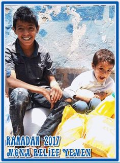 Please support and donate to Mona Relief for aid to families in Yemen.