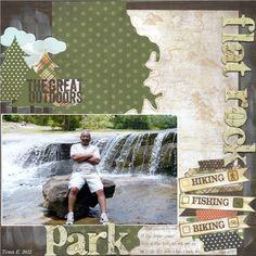 Flat Rock Park - Scrapbook.com