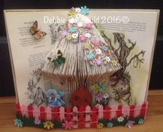 Fairy house by Debs Raybould