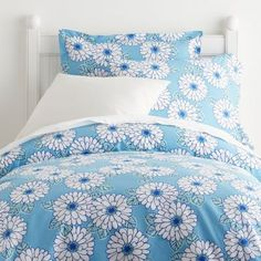 Daphne Floral Percale Bedding