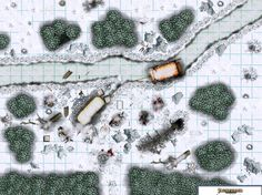 Dundjinni Mapping Software - Forums: PF Reign of Winter - Snows of Summer Maps