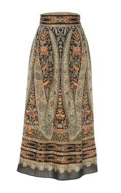Sofia Skirt by VILSHENKO for Preorder on Moda Operandi