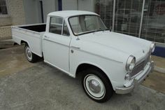 One Owner: 1963 Datsun 320 Pickup - http://barnfinds.com/one-owner-1963-datsun-320-pickup/