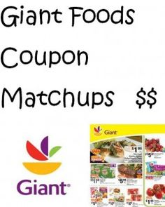 Save 50%-75% off of your grocery bill!  Each week when the sale circular is released we match up coupons with the items on sale! Don't just shop the sales - doubles your savings with coupon matchups!