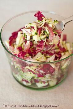 insalatona-sfiziosa-speck-mele-radicchio-e-zucchine ♦๏~✿✿✿~☼๏♥๏花✨✿写☆☀🌸🌿🎄🎄🎄❁~⊱✿ღ~❥༺♡༻🌺MO Dec ♥⛩⚘☮️ ❋