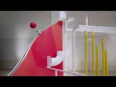 A little bit of science and 25,000 post-its power this Rube Goldberg machine | Sciencedump