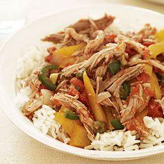 Slow Cooker Latin-Style Pork