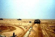 Desert Storm Part And so to war. Area 3, Battle Tank, Staging, Troops, Deserts, Army, Military, Persian, Irish