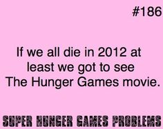 But Catching Fire??!!
