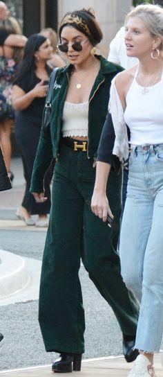 Vanessa Hudgens Vanessa Hudgens, Mom Jeans, Celebs, Pants, Fashion, Celebrities, Moda, Trousers, Fashion Styles