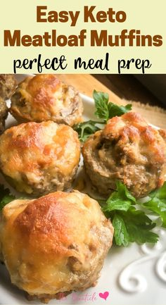Try these easy Keto Meatloaf Muffins for the perfect weeknight keto dinner. They freeze well making this keto recipe perfect for your keto meal prep needs. They are super yummy and very customizable for a unique taste each time. Low Carb Meatloaf, Meatloaf Recipes, Low Carb Keto, Low Carb Recipes, Healthy Recipes, Snack Recipes, Little Muffins, Classic Meatloaf Recipe, Meatloaf Muffins