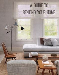 Guide to renting your home. Number 1. Spring clean & that's where we come in. Absolute Service for all your Spring cleaning & end of tenancy needs. www.absoluteservice.co.uk