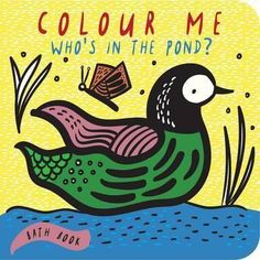 Find-out-which-animals-live-in-the-pond-and-bring-playful-noisy-scenes-to-life-in-full-colour-just-by-wetting-the-pages-in-this-clever-bath-book-from-the-trusted-creators-at-Wee-Gallery