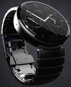 Ook Motorola werkt aan smartwatch met Android Wear | Hardware.Info Nederland