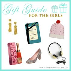 Our Holiday Gift Guide 2015: For the Gals is here!