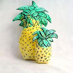 Pineapple Cushion - cushions