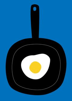Fried egg - Sophie Ledesma