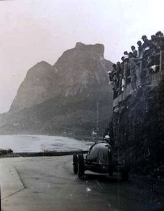 GP RIO DE JANEIRO (GAVEA) 1937  with Alfa Romeo