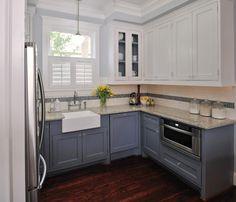Eiche Küchenschränke renovieren