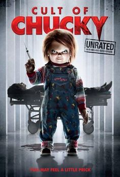 "Cult of Chucky (Muñeco Diabólico 7) (2017)  ""Cult of Chucky "" - Estados Unidos  TERROR Asesinos en Serie Violencia Muerte +"