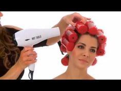 How-To Use the Caruso Hairsetter Roller Set - YouTube. Steam rollers. Better for your hair than hot rollers.