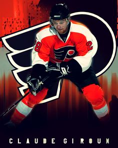 Claude Giroux : My favorite player! Know why!? ;0)