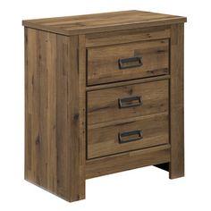 2 Drawer Nightstand - http://delanico.com/nightstands/2-drawer-nightstand-639949434/
